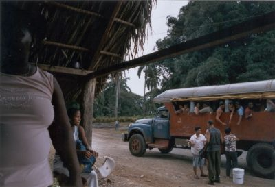 Cubanischer Bus