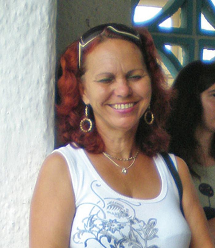 Reina Maria Rodriguez Garcia aus Cuba