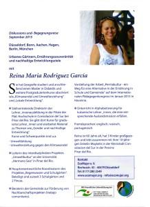 Reina Maria Rodriguez Garcia