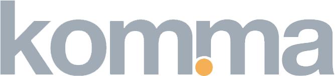 Logo-Komma